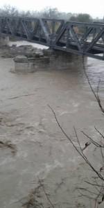 Il Fenomeno alluvionale in atto nel territorio di Caulonia6