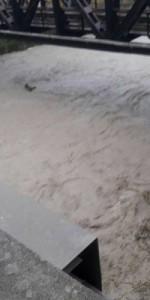 Il Fenomeno alluvionale in atto nel territorio di Caulonia7