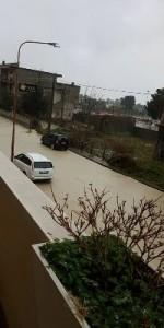 Il Fenomeno alluvionale in atto nel territorio di Caulonia8