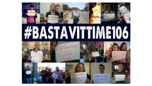 Basta Vittime oltre 24.000 firme per il presidente mattarella
