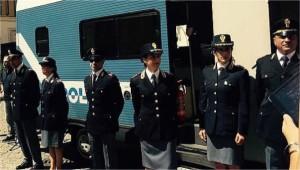 Camper della Polizia di Stato… questo non è amore