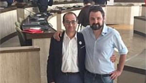 Ilario Sorgiovanni e Andrea Correggia