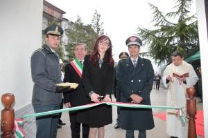 Inaugurata la nuova sede della Tenenza Guardia di Finanza di San Giovanni in Fiore1