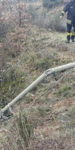 Savelli, Cade palo Enel in cemento, muore un operaio 37enne (5)
