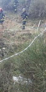 Savelli, Cade palo Enel in cemento, muore un operaio 37enne (7)