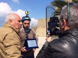 Andrea Fucile completa la S.S.106 da Reggio Calabria a Roseto Capo Spulico4