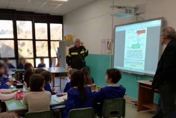 L associazione vigili del fuoco sulla prevenzione degli for Progetti domestici autosufficienti