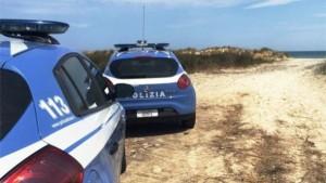 Giovane tenta suicidio gettandosi in mare, salvato dalla Polizia di Stato