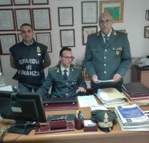 Guardia di Finanza Paola