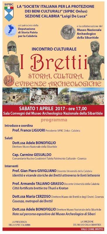 I Brettii- Storia, Cultura, Evidenze Archeologiche