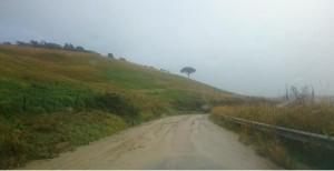 San Mauro Marchesato- strade tra buche e frane
