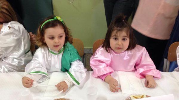 Cummitu alla Scuola dellInfanzia Don Vitetti di Ciro Marina-12