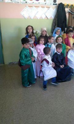 Cummitu alla Scuola dellInfanzia Don Vitetti di Ciro Marina-15