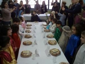 """... Cummitu"""" alla Scuola dell'Infanzia Don Vitetti di Ciro' Marina"""