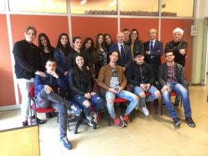 Alternanza scuola lavoro 15 studenti dell'Istituto Lucifero di Crotone negli uffici Inps
