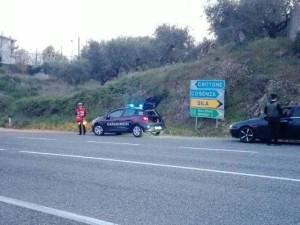 Carabinieri di petilia policastro Intensificati i controlli sulla giurisdizione della stazione di caccuri