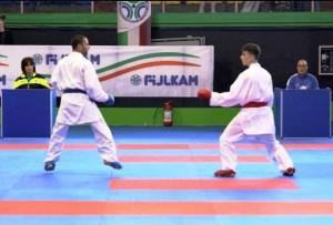 Due onorevoli quinti posti per l' asd martial kroton ryu ai campionati italiani assoluti di karate 2017