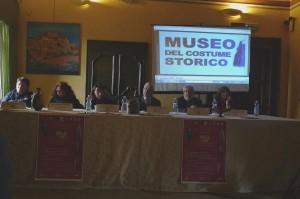 Inaugurazione della mostra Indossare la storia a Santa Severina3
