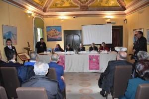 Inaugurazione della mostra ndossare la storia a Santa Severina2
