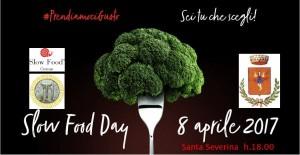 Torna Slow Food Day a Santa Severina