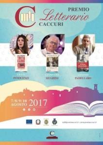 Tre finalisti al premio Letterario Caccuri