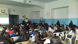 Un giorno a scuola con i Carabinieri di Roccella Jonica2