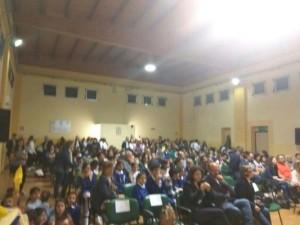 870 concorrenti al V Concorso musicale dell'Istituto Comprensivo Crosia Mirto3