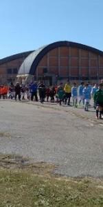 Centinaia di persone al 2 Torneo di Calcio Memorial Giuseppe Strancia (1)