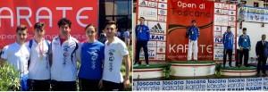 Emanuel Lo Iacono dell'akc medaglia di bronzo agli italian junior open1