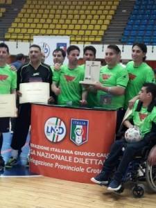 Finalissima Torneo di Calcio a 5 Sport e solidarietà a Crotone1