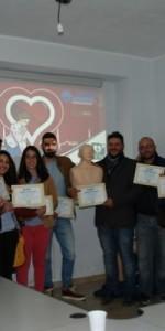 Formati 11 nuovi operatori di primo soccorso Blsd a Cirò Marina (26)