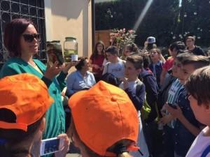 """Gli studenti dell'istituto """"Nicotera – Costabile"""" di Lamezia Terme al Parco delle Biodiversità di Catanzaro1"""