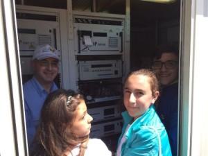 """Gli studenti dell'istituto """"Nicotera – Costabile"""" di Lamezia Terme al Parco delle Biodiversità di Catanzaro2"""