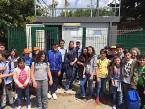 """Gli studenti dell'istituto """"Nicotera – Costabile"""" di Lamezia Terme al Parco delle Biodiversità di Catanzaro3"""