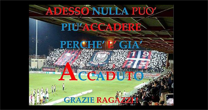 Crotone resta in Serie A