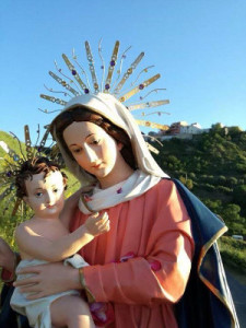 Iniziati i festeggiamenti in onore della Madonna di Vergadoro a Strongoli1
