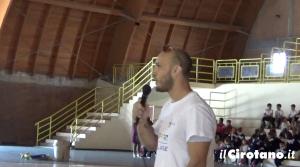 Pietro La Rosa, Insegnante Educazione Fisica e Organizzatore dell'evento