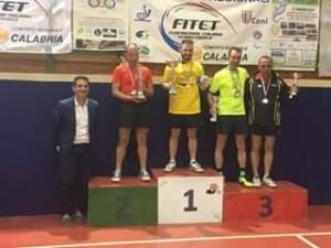 Tennistavolo, Campionati Regionali- brillano le stelle del Castrovillari1