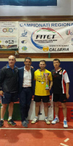 Tennistavolo, Campionati Regionali- brillano le stelle del Castrovillari2