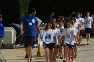 Apertura del XV Meeting di Nuoto Città di Cosenza 20172