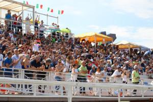 Apertura del XV Meeting di Nuoto Città di Cosenza 20175