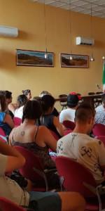 Aspiranti gastronomi a Saracena, accolti dal Sindaco e da Slow food2