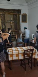 Aspiranti gastronomi a Saracena, accolti dal Sindaco e da Slow food4