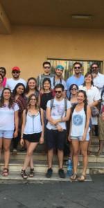 Aspiranti gastronomi a Saracena, accolti dal Sindaco e da Slow food6