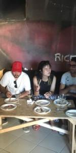 Aspiranti gastronomi a Saracena, accolti dal Sindaco e da Slow food8