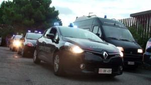 Carabinieri Controlli antidroga- esercizi pubblici e circolazione stradale nei comuni Cirò di Marina e Strongoli2