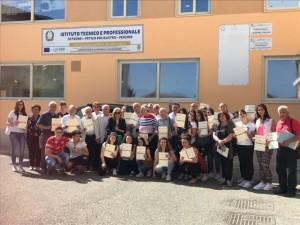 Concluso il Corso di alfabetizzazione digitale over 65 Anteas a Cotronei
