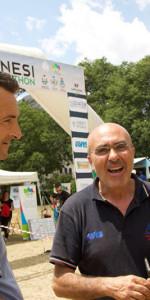 Giuseppe Di Salvo è il re dell'imperticata alla Marathon degli Aragonesi8
