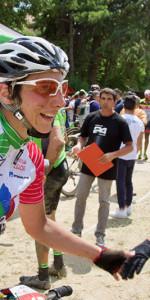Giuseppe Di Salvo è il re dell'imperticata alla Marathon degli Aragonesi9