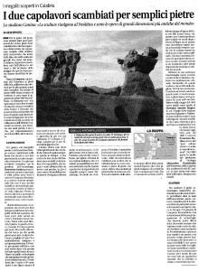 Il mistero dell'Elefante di Pietra a Campana